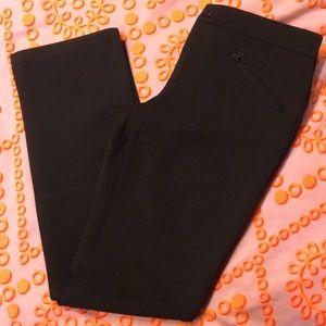 Lauren Ralph Lauren Active Black Pants Size 6